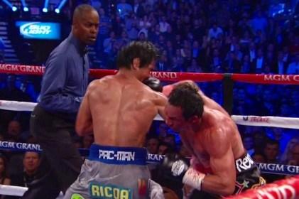 Boxeo: La derecha que Pacquiao no vio (Foto de boxingnews24.com)
