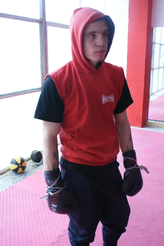 Kerman Lejarraga Boxeo Bilbao Velada Febrero 2013