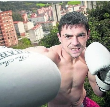 Andoni Gago, Boxeo, Bilbao