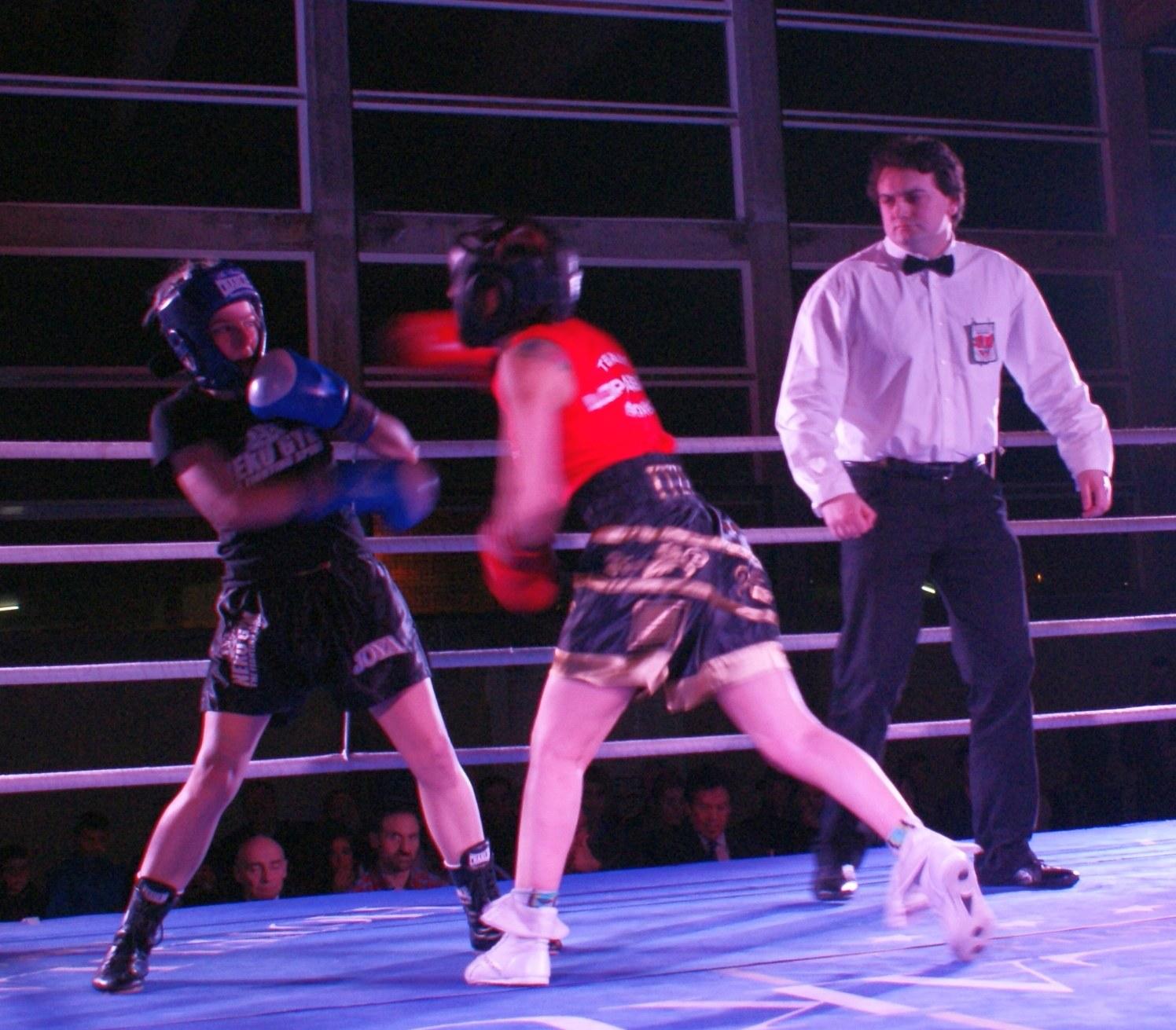 Boxeo Campeonatos de Bizkaia Féminas Zamudio Bilbao