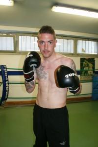 Andoni Alonso, boxeador