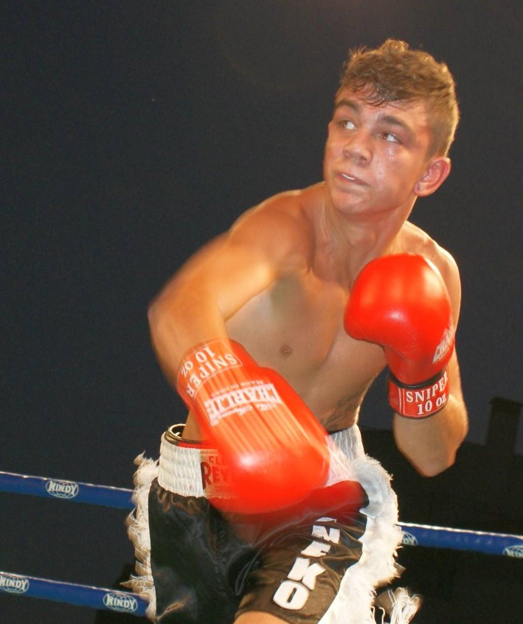 El boxeador de Etxebarri, Jon Fernández