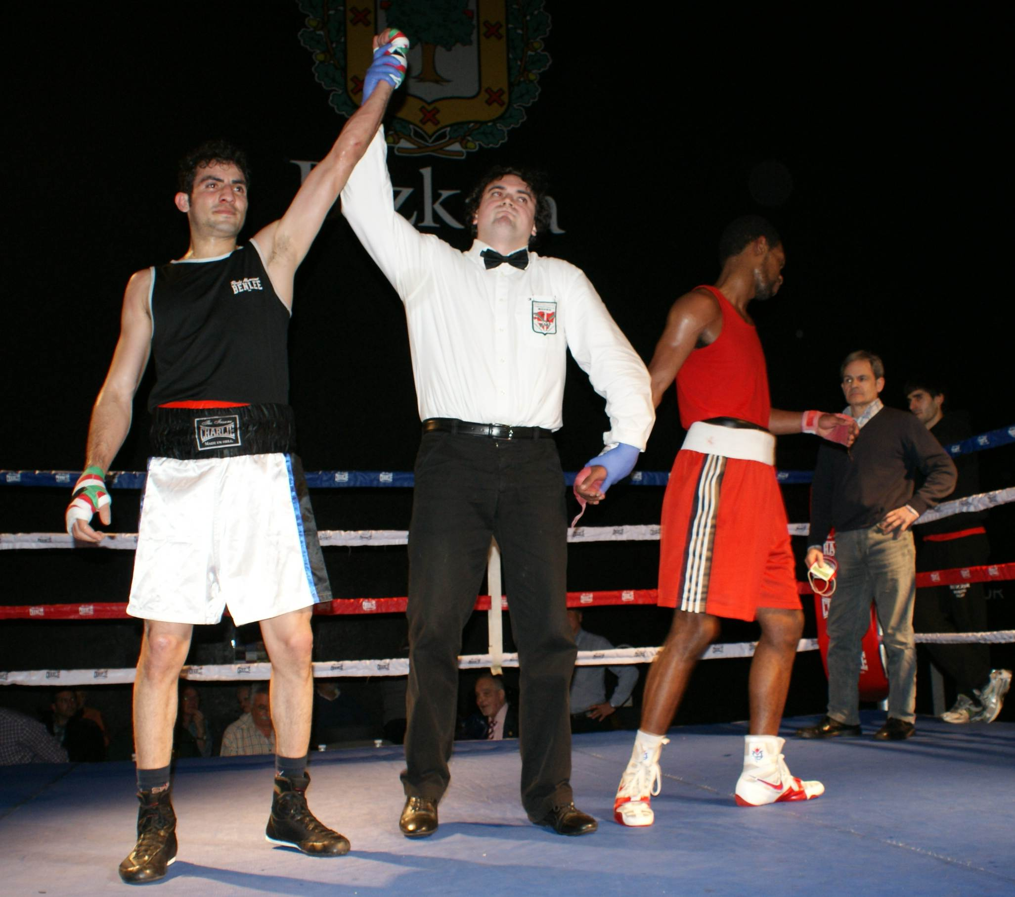 Boxeo, Bizkaia: Henry Siles y Ramón González