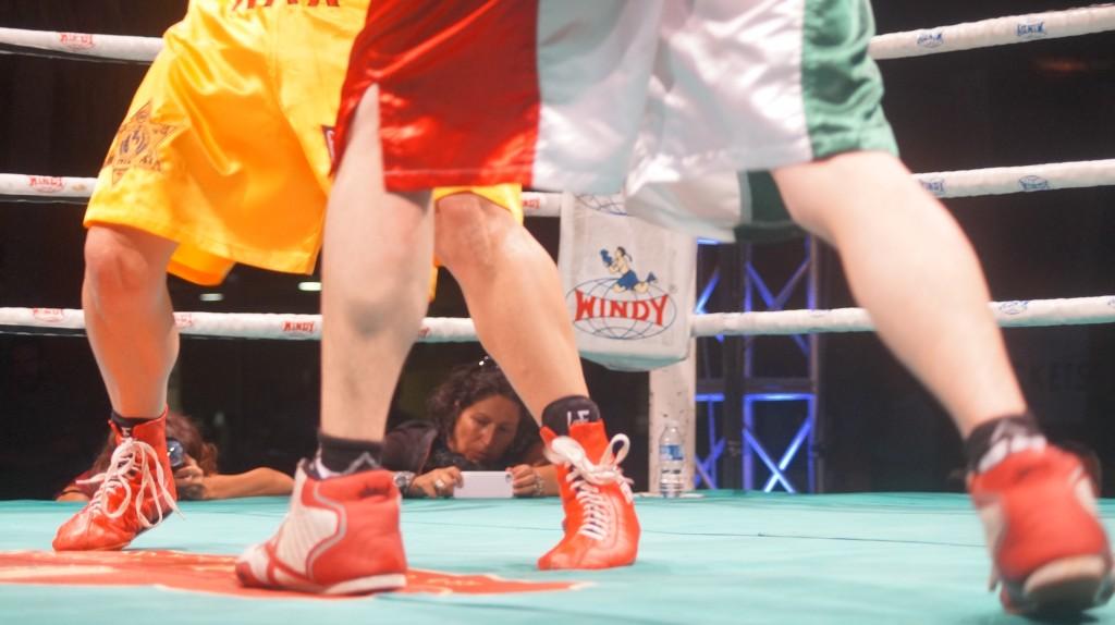 Boxeo: Gago vs. Chiky por el título del pluma en Holiday World Benalmádena Costa.