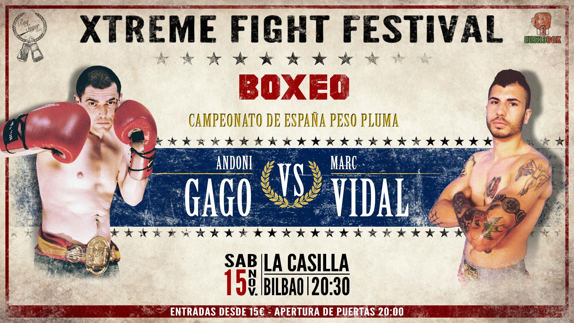 Gago flyer logo
