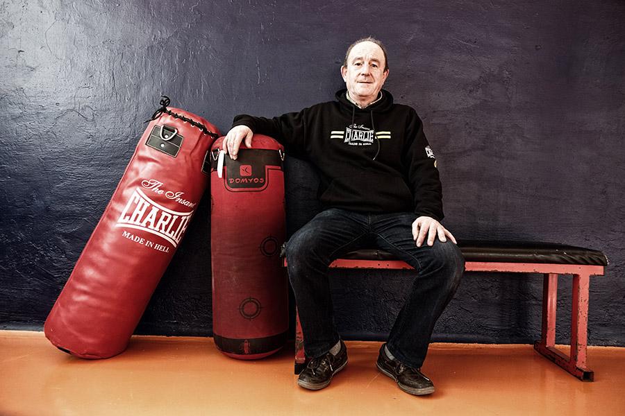 Boxeo: José Luis Celaya es uno de los grandes motores del boxeo en Vitoria-Gasteiz y en Euskadi. Preparador, mánager y promotor, el sábado 28 de febrero inaugura en la capital alavesa uno de los gimnasios dedicados a deportes de contacto más grandes y modernos del momento.