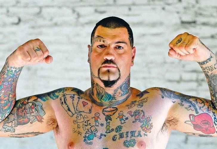 Boxeo profesional en Bilbao: Basile ha ganado cinturones de la IBF, WBC y WBO de las áreas Latino y Mundo Hispano en el peso pesado.