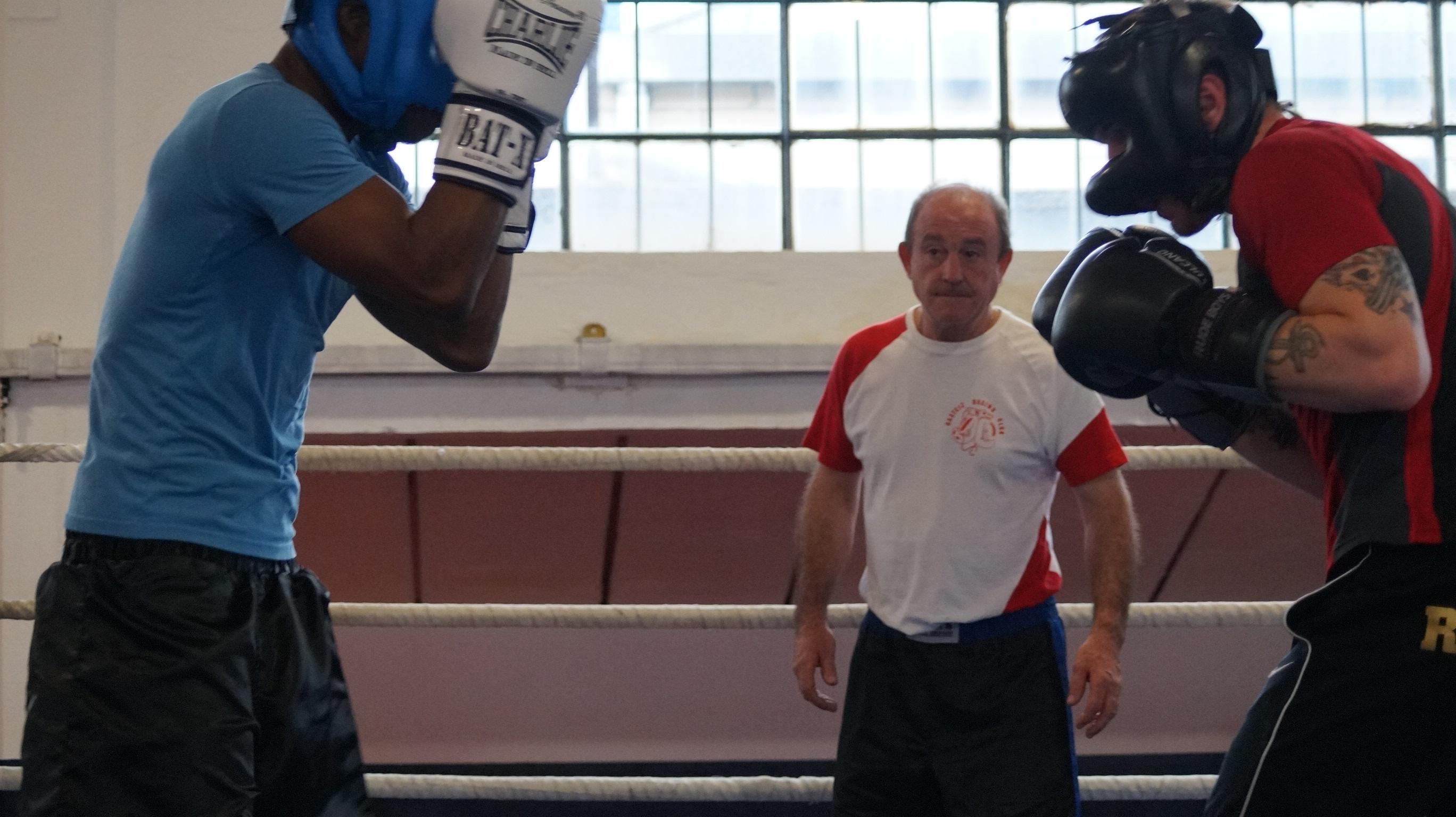 Boxeo profesional: Nacho Mendoza y Kerman Lejarraga