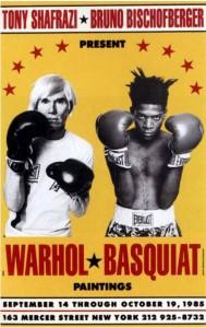 Obra de Basquiat inspirada en el boxeo 2