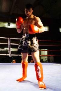 Ander Sánchez, 1,63 metros, 60 kilos y mucha experiencia de combate