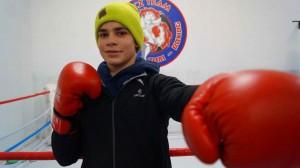 Iker Fernández, boxeador