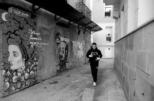 El boxeador de Bilbao Bizkaia, Danel Abando. Bronce en campeonatos de España 2016