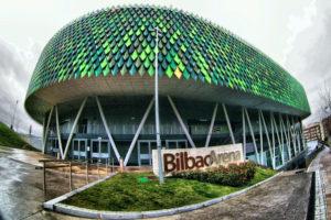 Bilbao Arena, exterior
