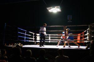 Boxeo en Ordizia