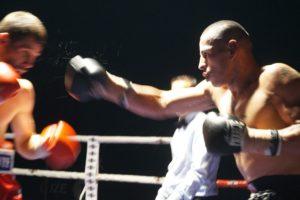 Ricardo Fernández ataca a Istrate en Ordizia.
