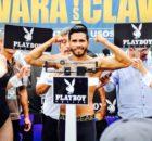 El boxeador profesional mexicano Jairo Ochoa