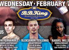El boxeador profesional vizcaíno, Jon Fernández, vuela a estas horas hacia Nueva York